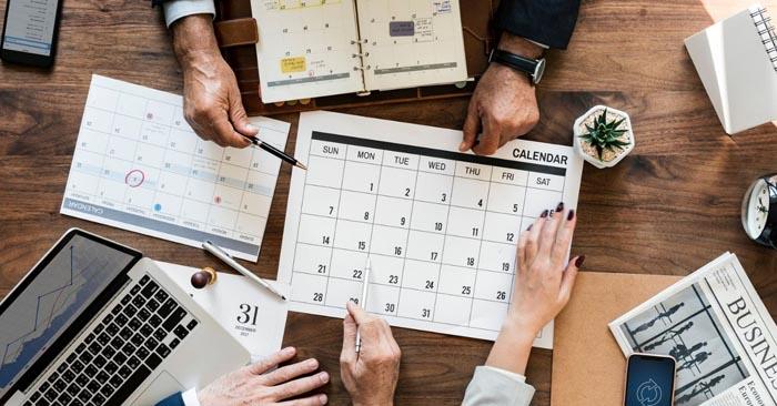 تقویم سازمانی
