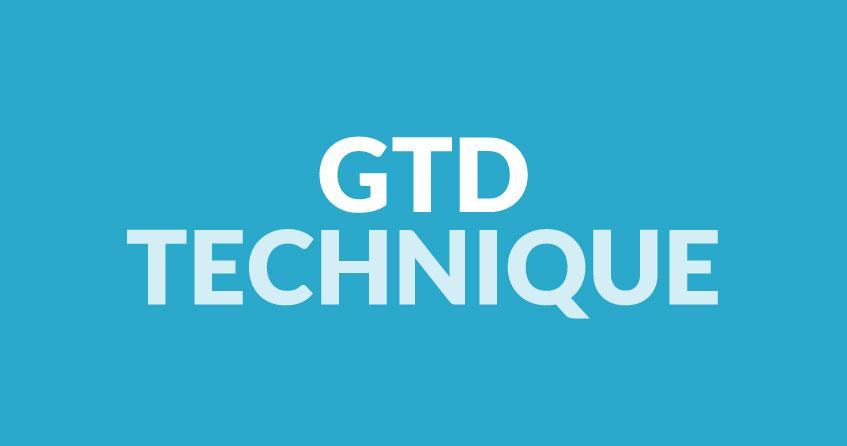 تکنیک مدیریت زمان gtd