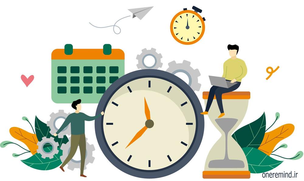 عوامل زمان و هزینه در برنامه ریزی